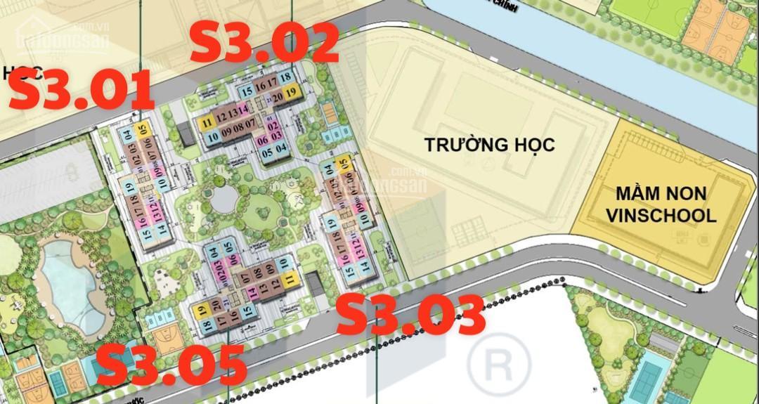 cho thuê căn hộ S3.03 Vinhomes Grand Park Tp Hồ Chí Minh 1