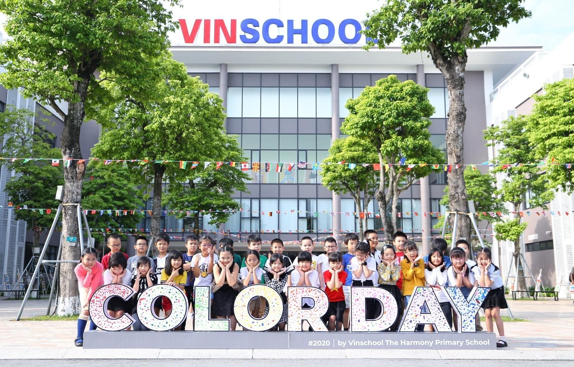 trường học Vinschool Tại vinhomes Grand Park 1