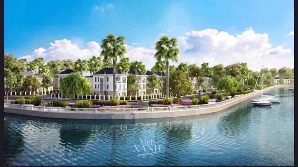biệt thự Vinhomes grand park 2