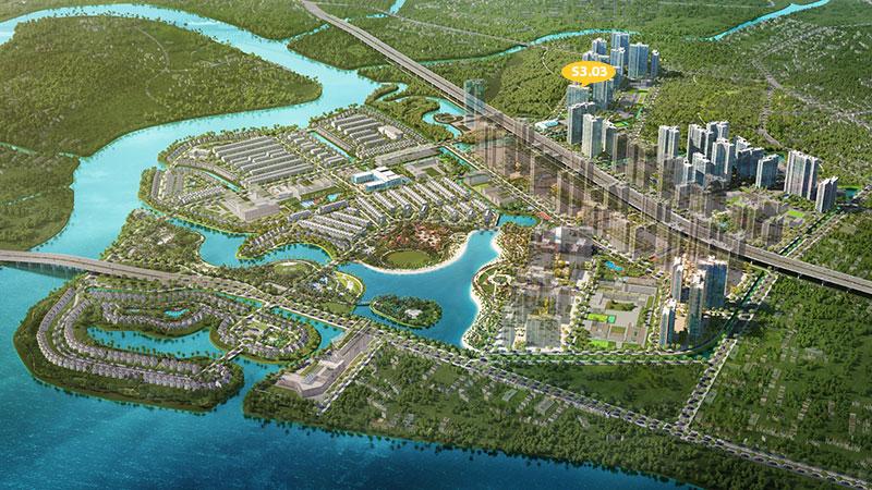 cho thuê căn hộ S3.03 Vinhomes Grand Park Tp Hồ Chí Minh