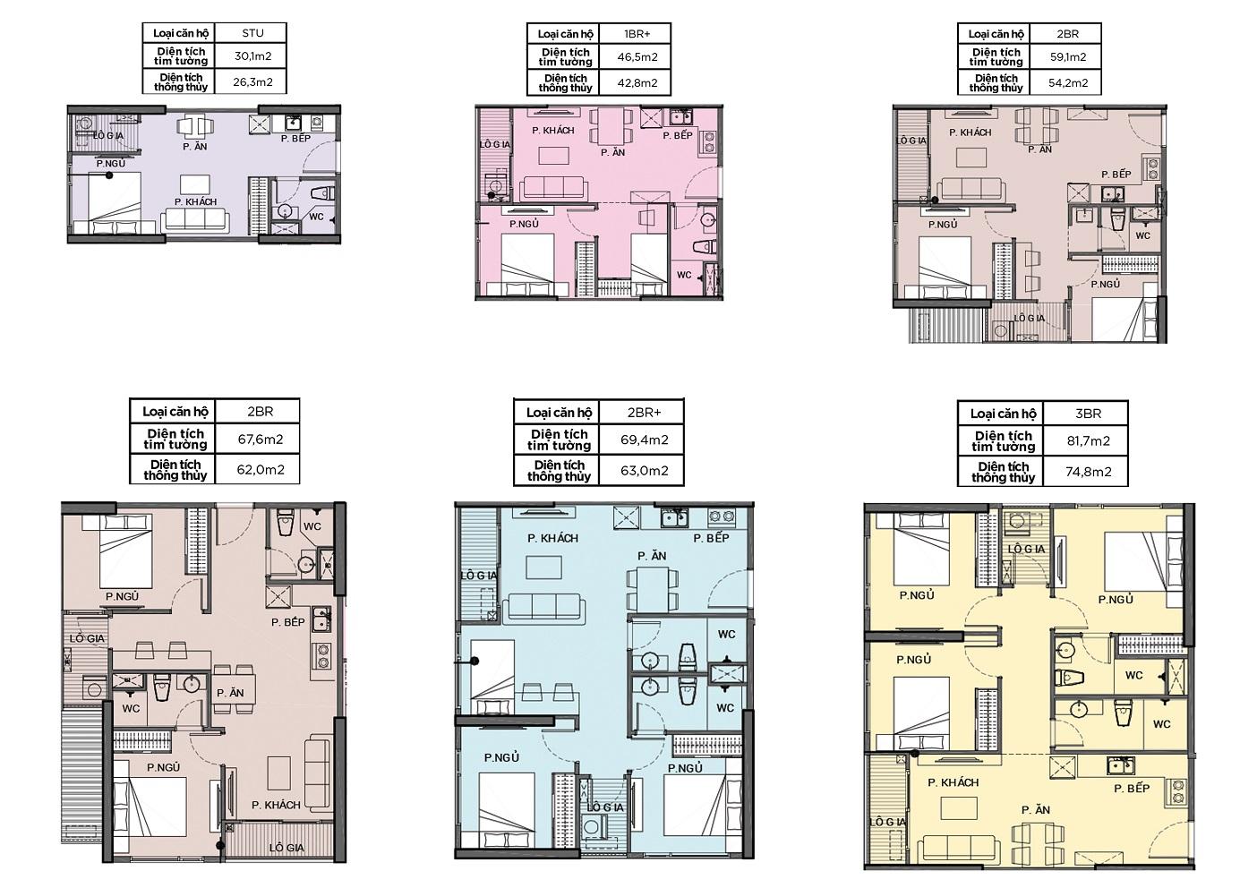thuê căn hộ tòa S1.01 Vinhomes Grand Park 1