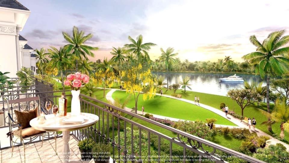 biệt thự Vinhomes grand park 5