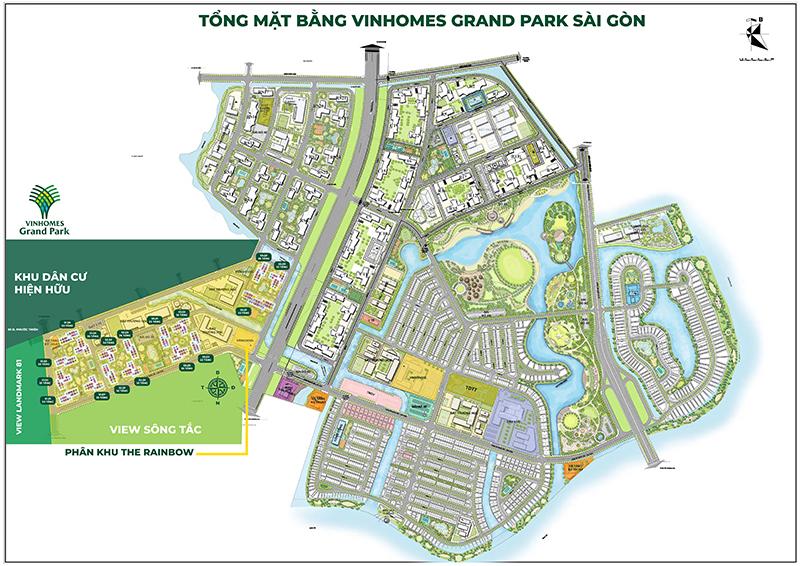 cho thuê Căn hộ Tòa S5.02 Vinhomes Grand Park