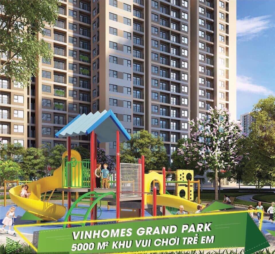 tiện ích Vinhomes Grand park quận 9 1