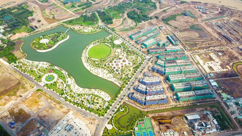 khu đô thị Vinhomes Grand Park