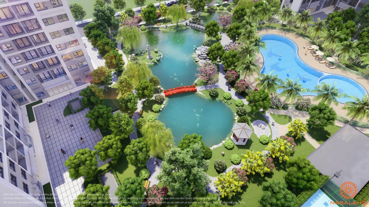 cho thuê căn hộ Toà S10.05 Vinhomes Grand Park 2