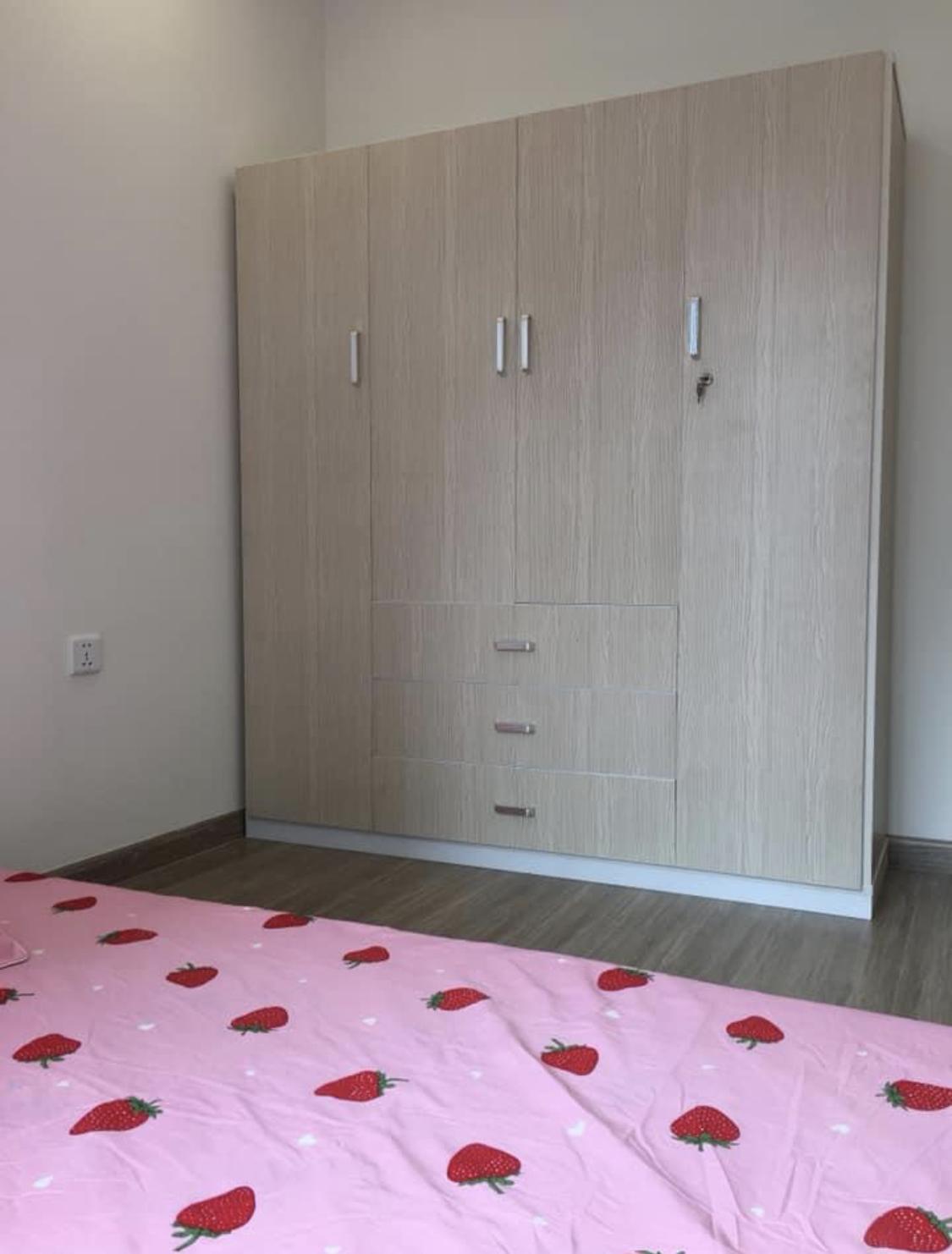 cho thuê Căn hộ 2 phòng ngủ 1 Toilet S5.02 Vinhomes Grand Park 7
