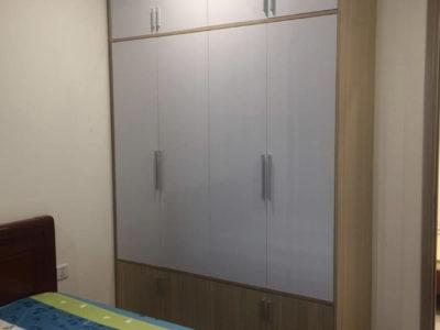 cho thuê Căn hộ 1 phòng ngủ 1wc tầng 10 toà S2.03 3