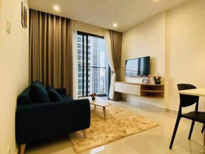 cho thuê Căn hộ 2 phòng ngủ 1wc tầng 16 Toà S2.01 Vinhomes Grand Park 1