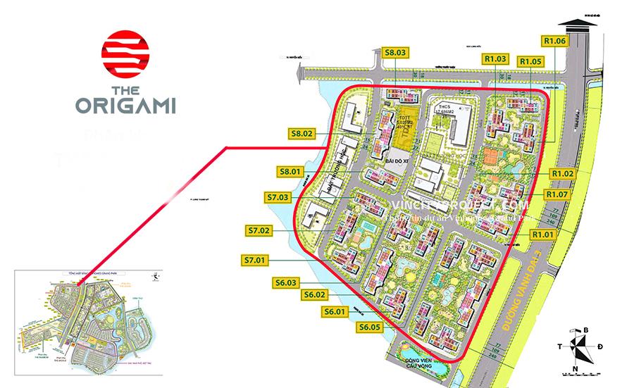 cho thuê căn hộ toà S6.02 Vinhomes Grand Park