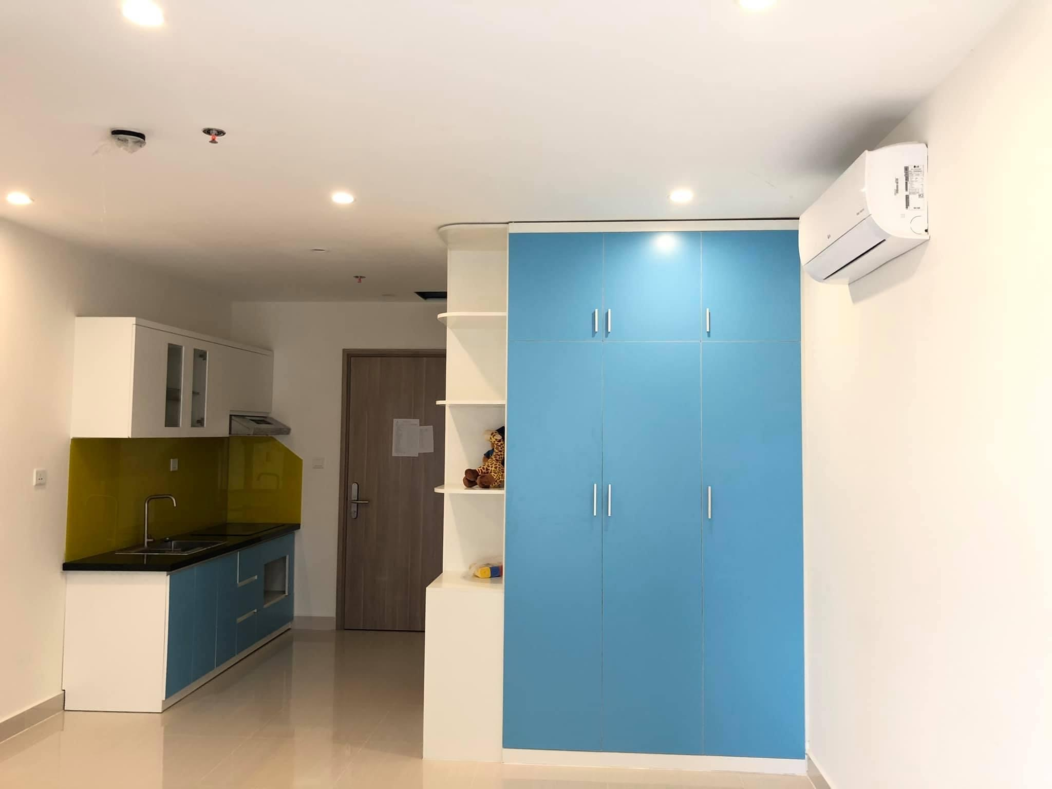 Cho thuê Căn hộ Studio Vinhomes Grand Park có nội thất giá 5tr/tháng 1