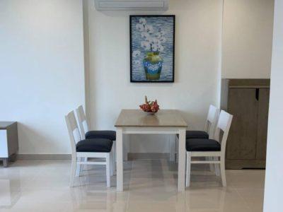 Cho thuê Căn hộ 2 phòng ngủ Vinhomes grand park có nội thất 6,3tr/tháng 4