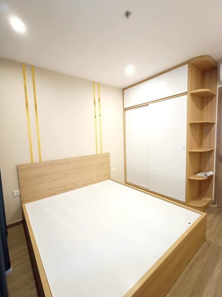 cho thuê căn hộ 1 phòng ngủ Vinhomes grand park 5,7tr/tháng 2