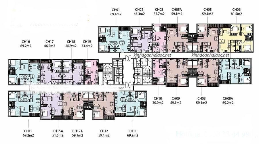 cho thuê căn hộ toà S6.02 Vinhomes Grand Park 1