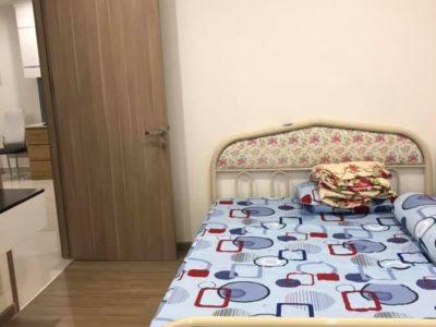 cho thuê Căn hộ 2 phòng ngủ 2wc Vinhomes Grand Park giá 10tr 7