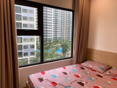 Cho thuê căn hộ 2 phòng ngủ 1wc Vinhomes Grand Park giá 7 Triệu/tháng 2