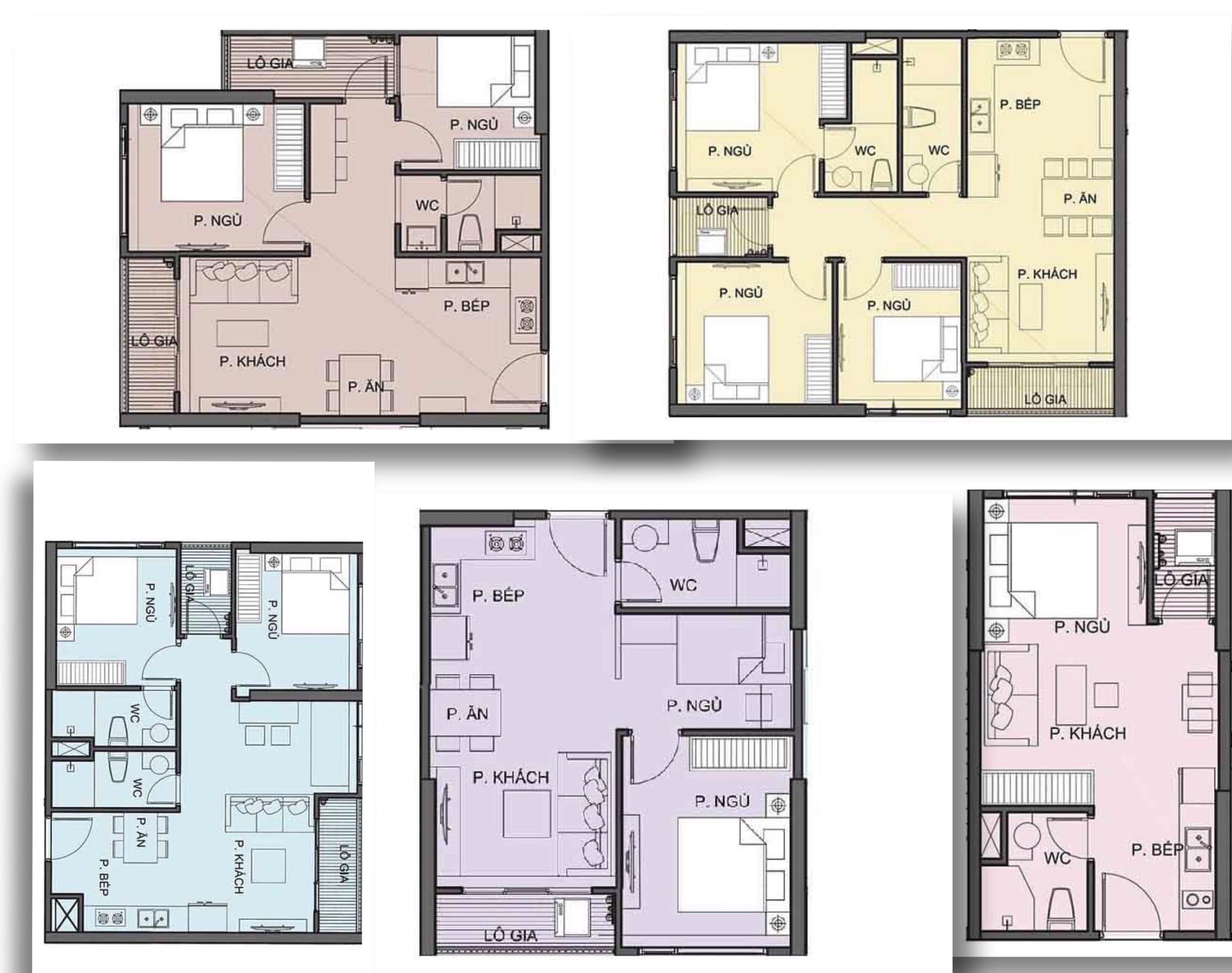 giá cho thuê căn hộ S6.06 Vinhomes Grand Park 2