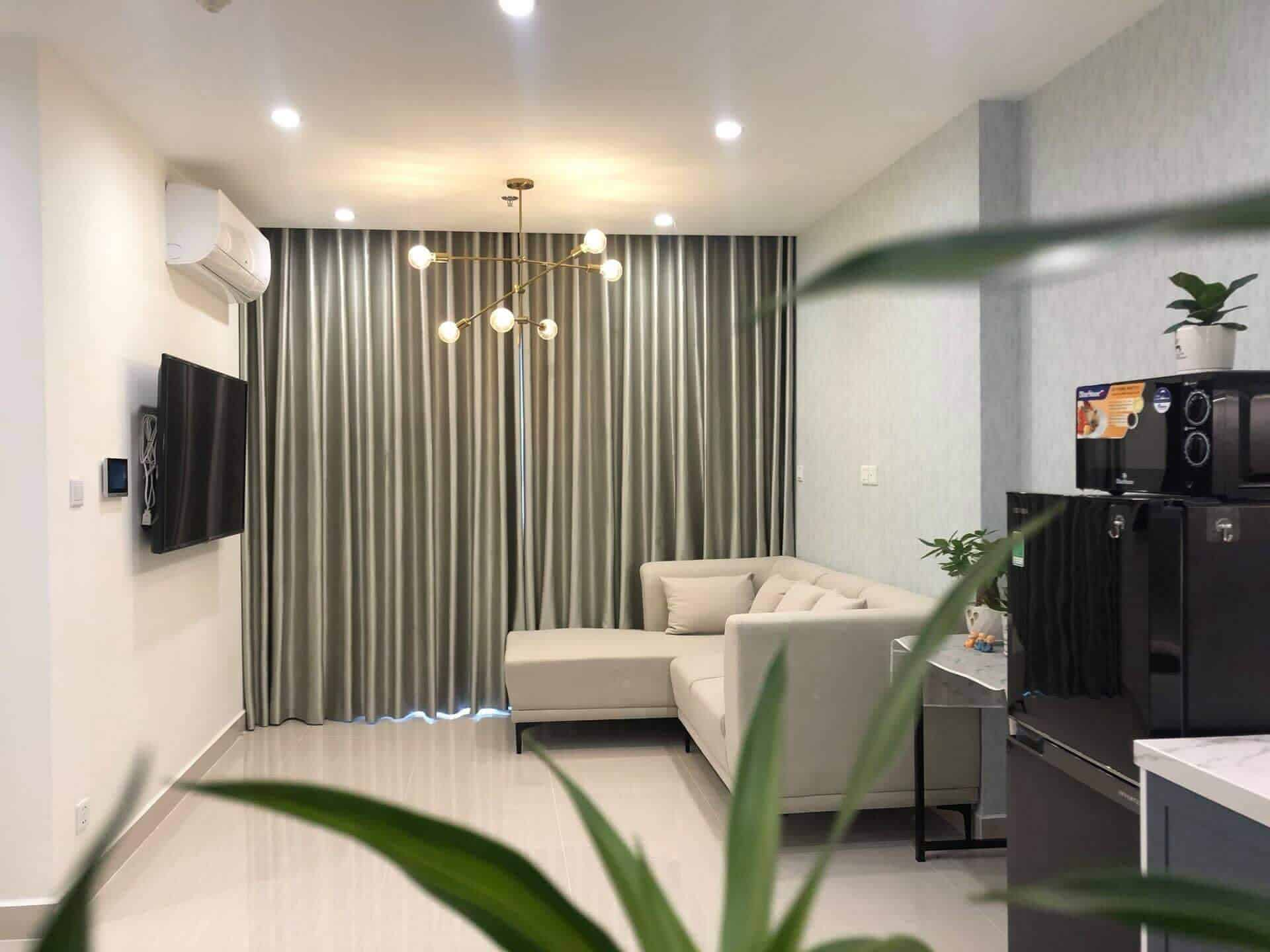 Cho thuê căn 1 phòng ngủ 47m2 toà S1.06 Vinhomes Grand Park 6tr