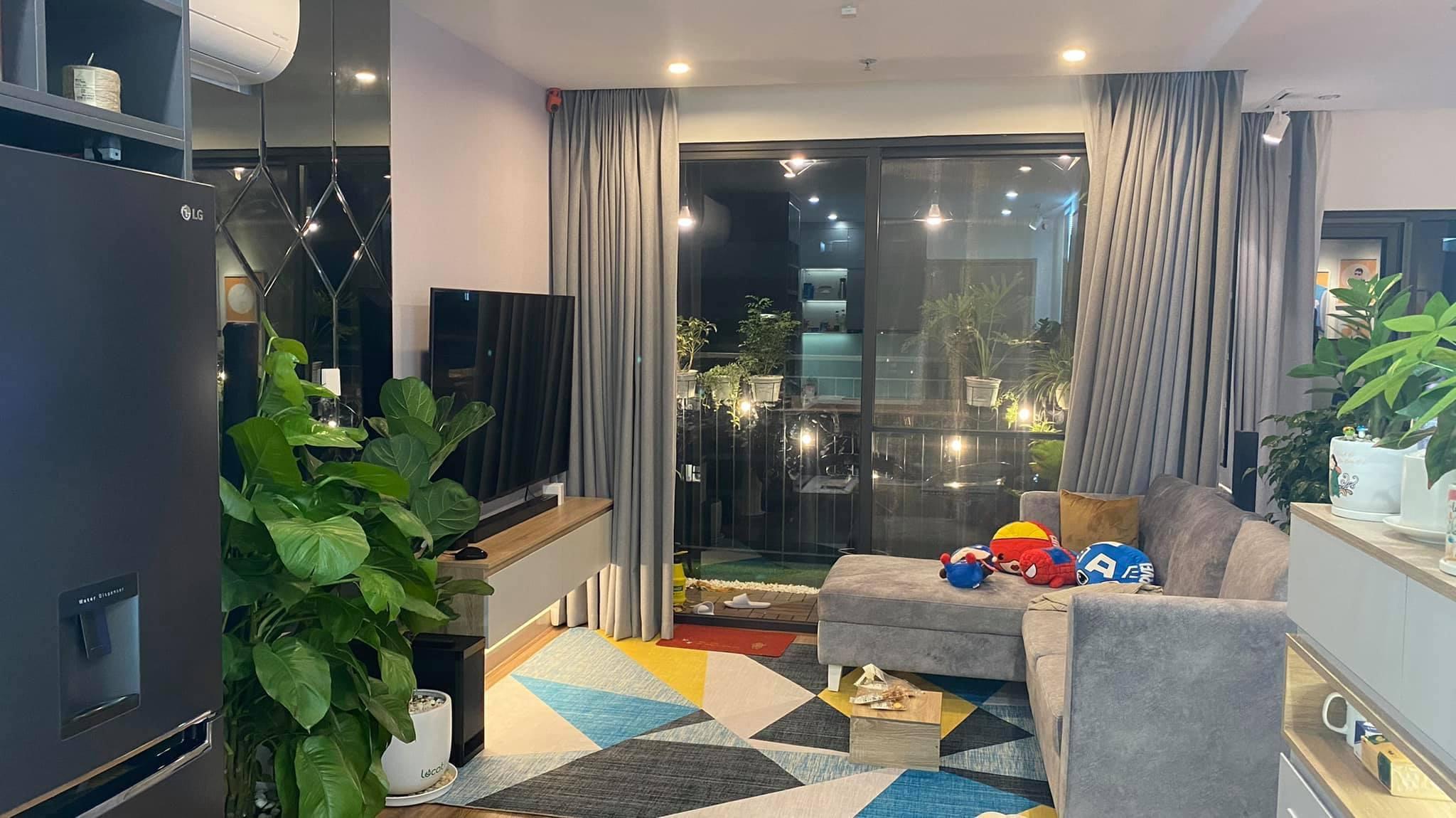 Căn hộ 2 phòng ngủ tầng 19 toà S2.02 Vinhomes Grand Park 8 triệu/tháng 3