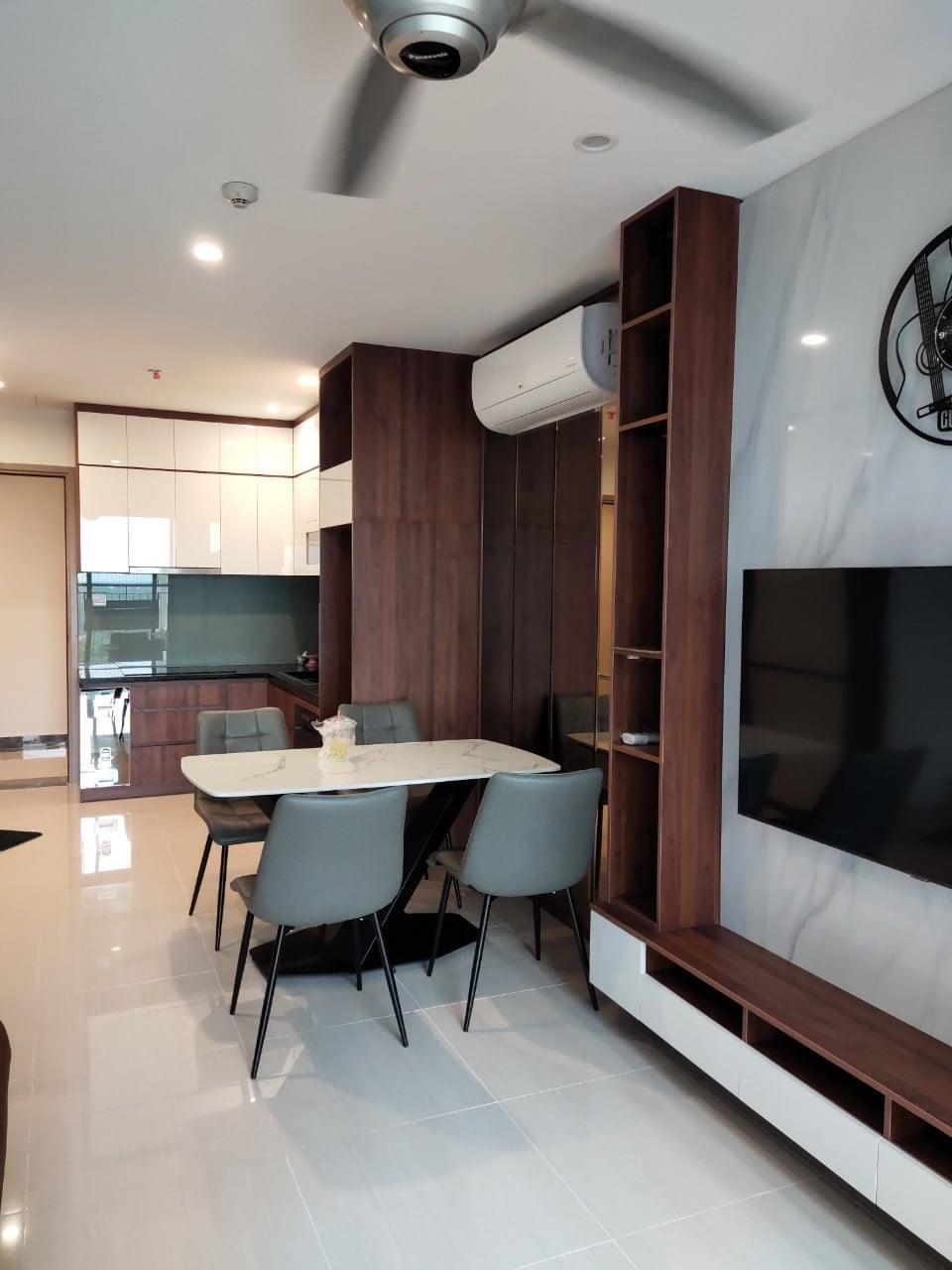 Căn hộ 1 phòng ngủ 51m2 tầng 8 toà S5.02 đầy đủ Nội thất giá 5,7tr/tháng 3