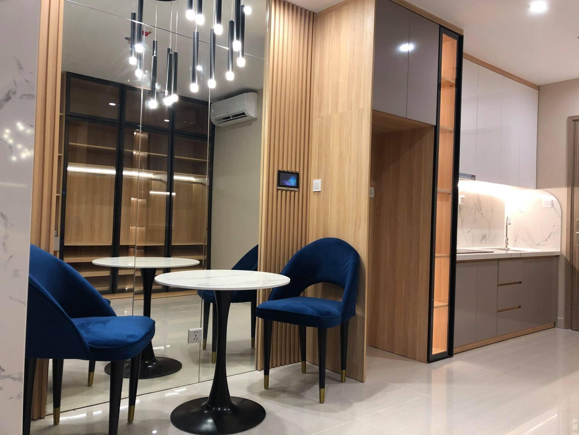 Căn hộ Studio 34m2 tầng 6 toà S5.01 Nội thất đầy đủ giá 5tr/tháng 4