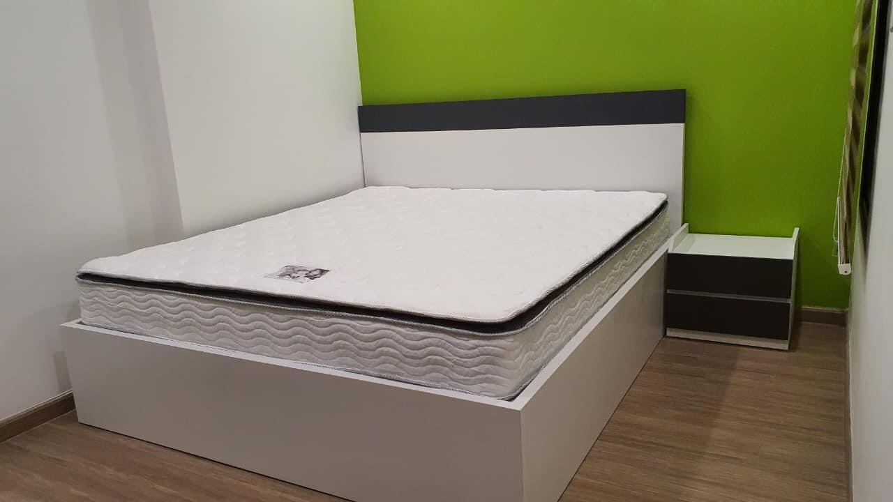 Căn hộ 2 phòng ngủ nội thất đầy đủ tầng 5 toà S2.03 giá 8tr/tháng 8