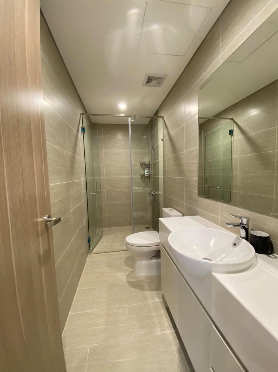 Căn hộ 3 phòng ngủ tầng 34 toà S5.03 Vinhomes Grand park cho thuê 10tr 5