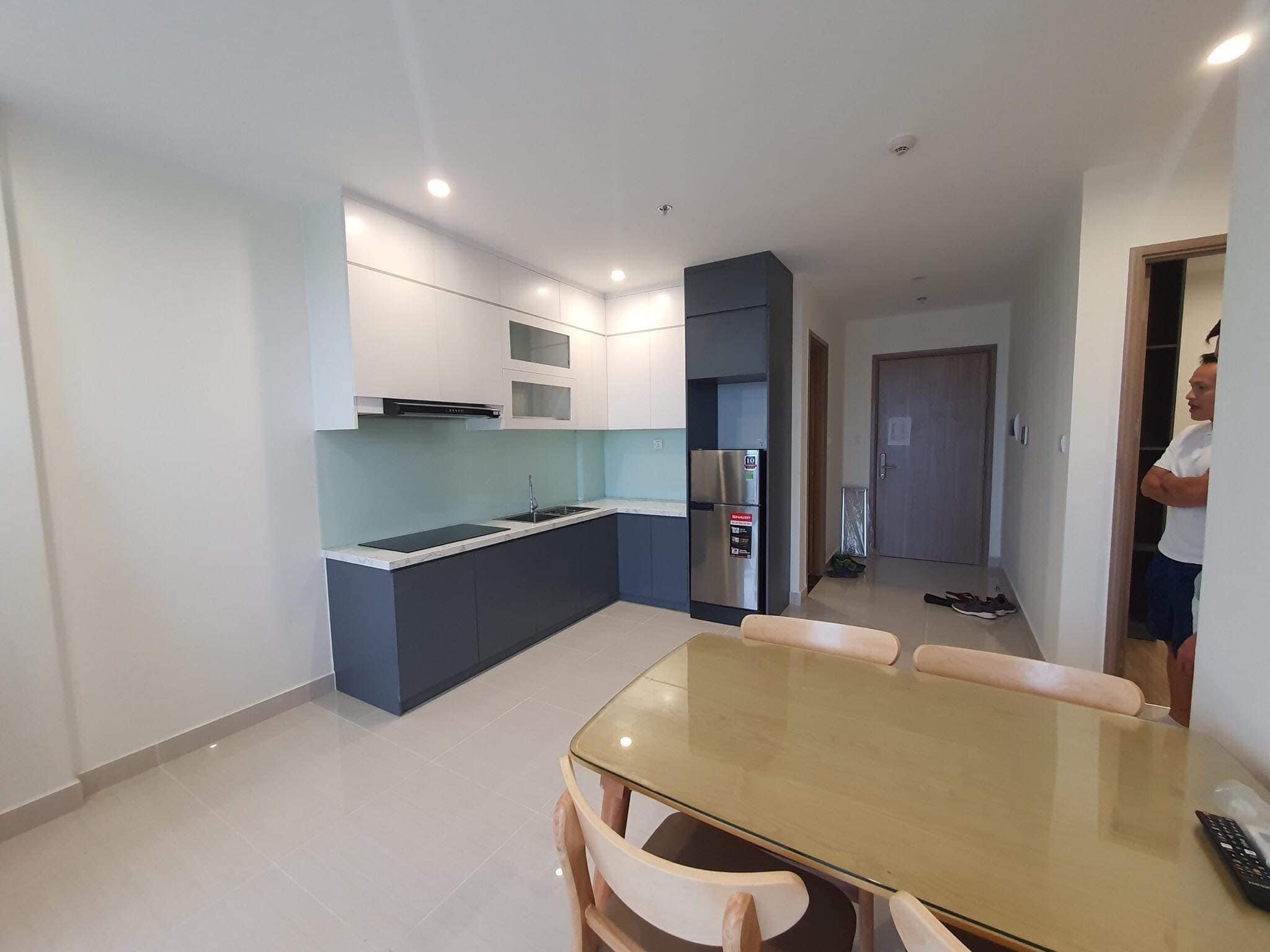 Căn hộ 2 phòng ngủ tầng 8 toà S1.06 đầy đủ nội thất giá 7,2tr/tháng 3