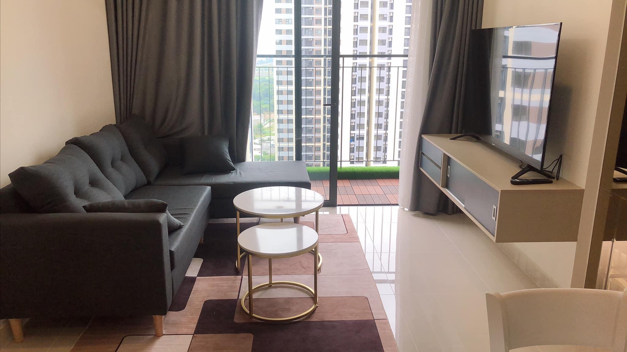 Căn hộ 2 phòng ngủ nội thất mới tầng 7 toà S1.06 giá 7,5tr/tháng 2