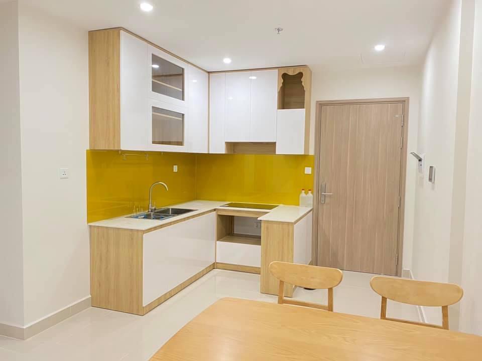 Căn hộ 2 phòng ngủ nội thất đầy đủ tầng 17 Toà S1.07 giá 7tr/tháng 3