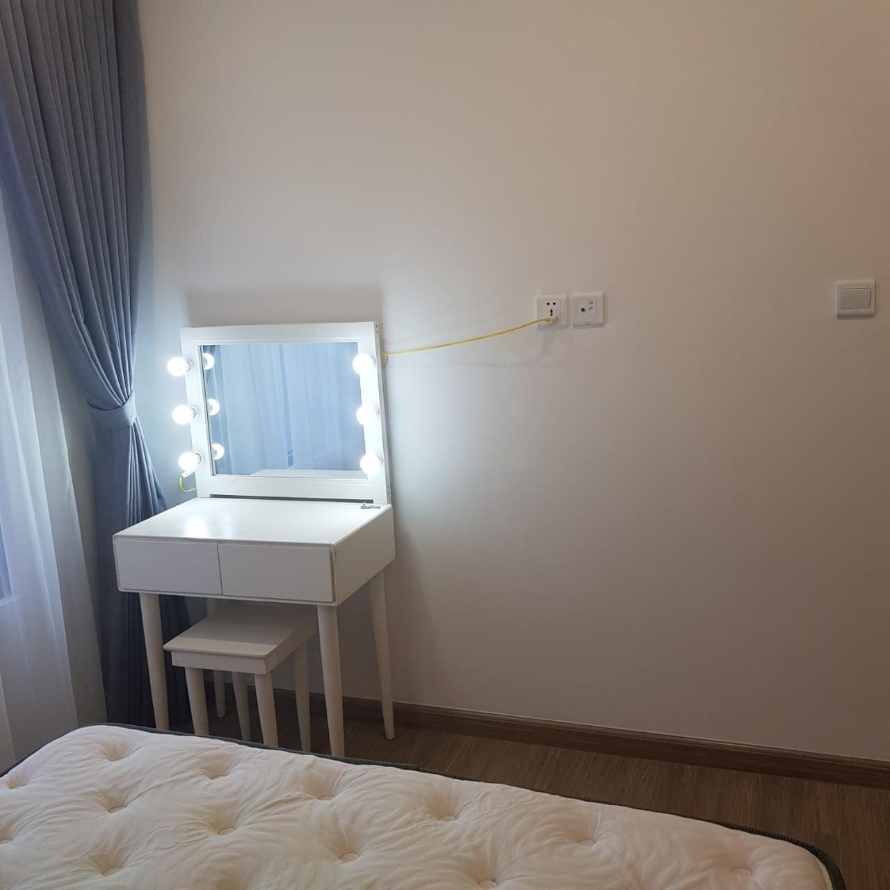 Căn hộ 3 phòng ngủ nội thất đầy đủ tầng 8 toà S3.02 giá 10tr/tháng 1