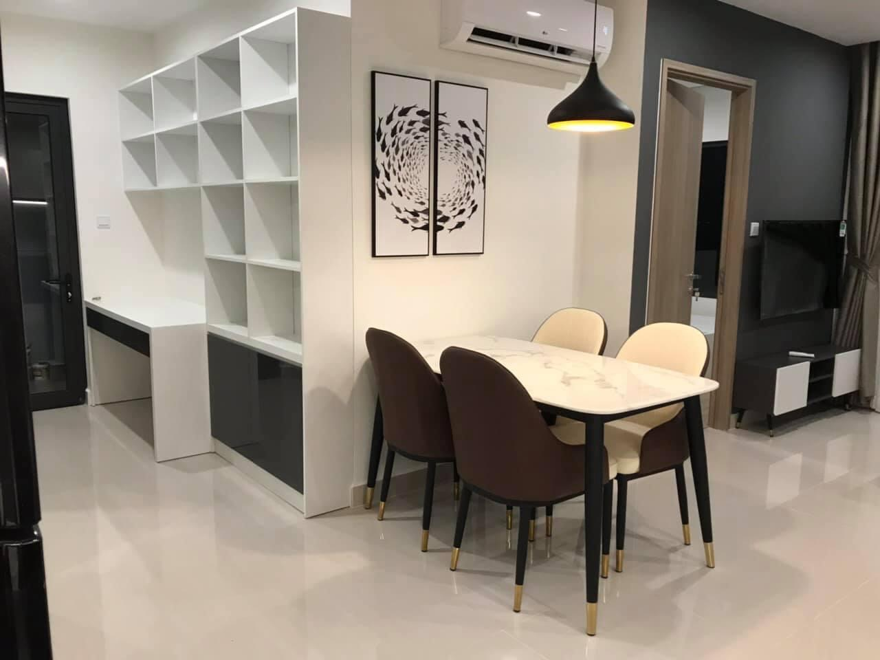 Căn hộ 2 phòng ngủ nội thất đầy đủ tầng 5 toà S2.03 giá 8tr/tháng 2