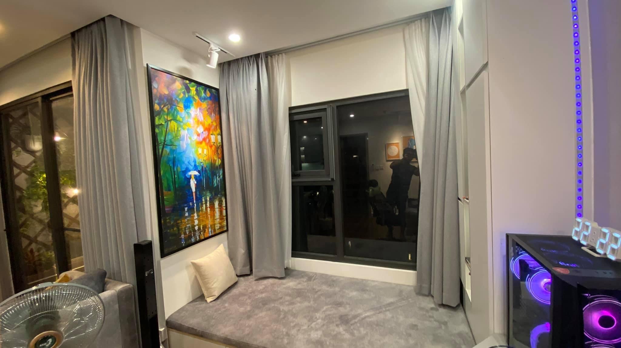 Căn hộ 2 phòng ngủ tầng 19 toà S2.02 Vinhomes Grand Park 8 triệu/tháng 8
