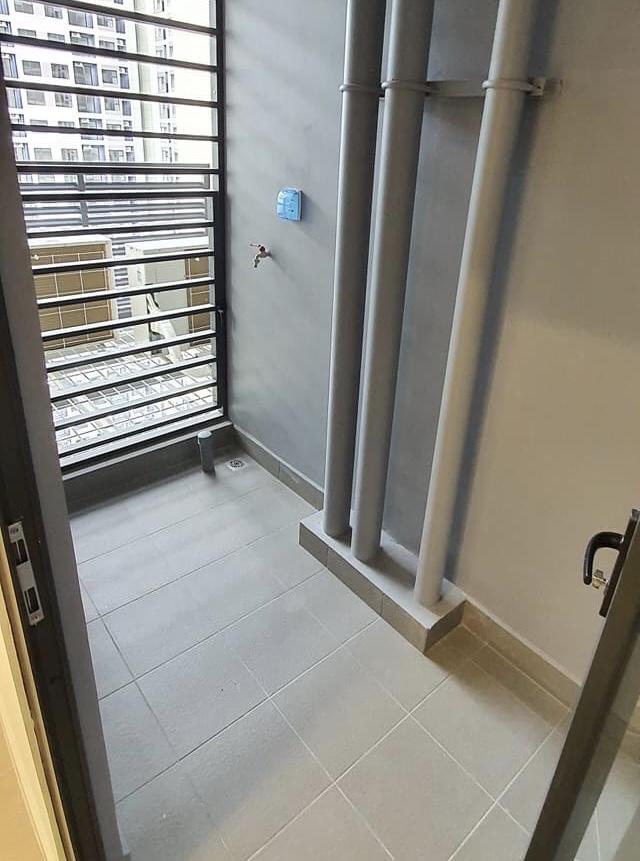 Căn hộ 2 phòng ngủ tầng 17 toà S3.01 Vinhomes Grand Park 6tr/tháng 1