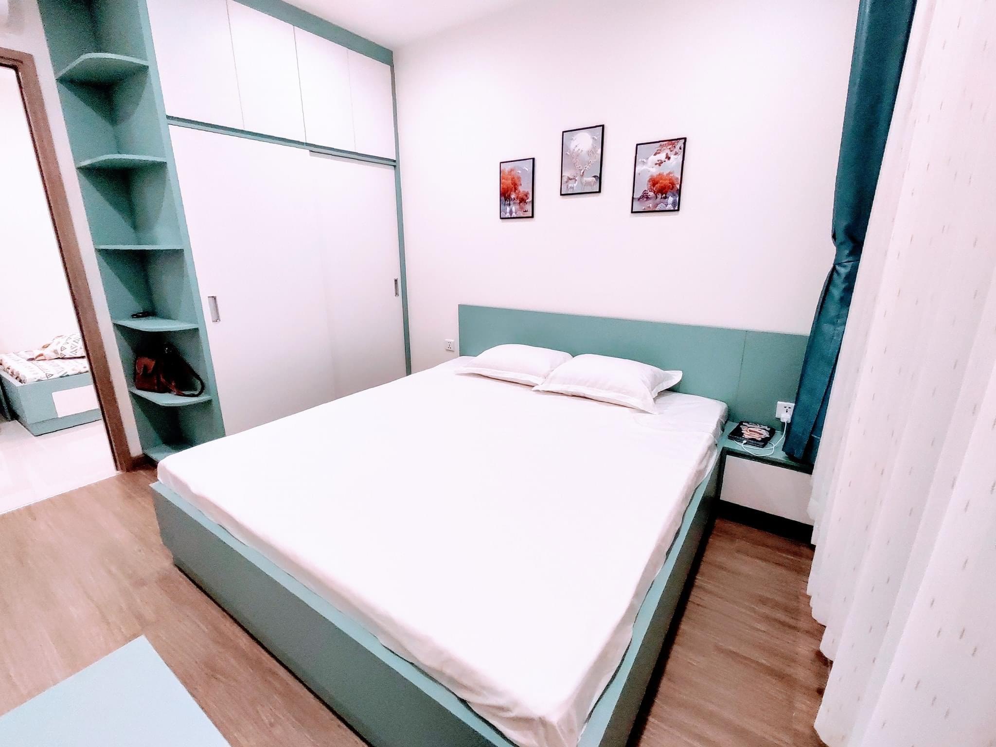 Căn hộ 1 phòng ngủ 48m2 Toà S3.01 Nội thất giá 6,5tr/tháng 8