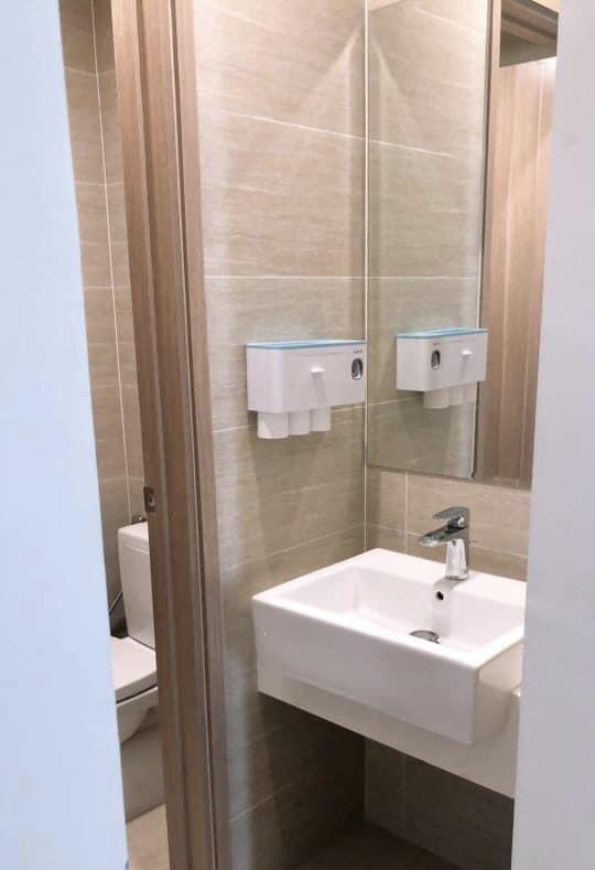 Căn hộ 2 phòng ngủ S2.03 Vinhomes Grand Park nội thất 6,4tr/tháng 5