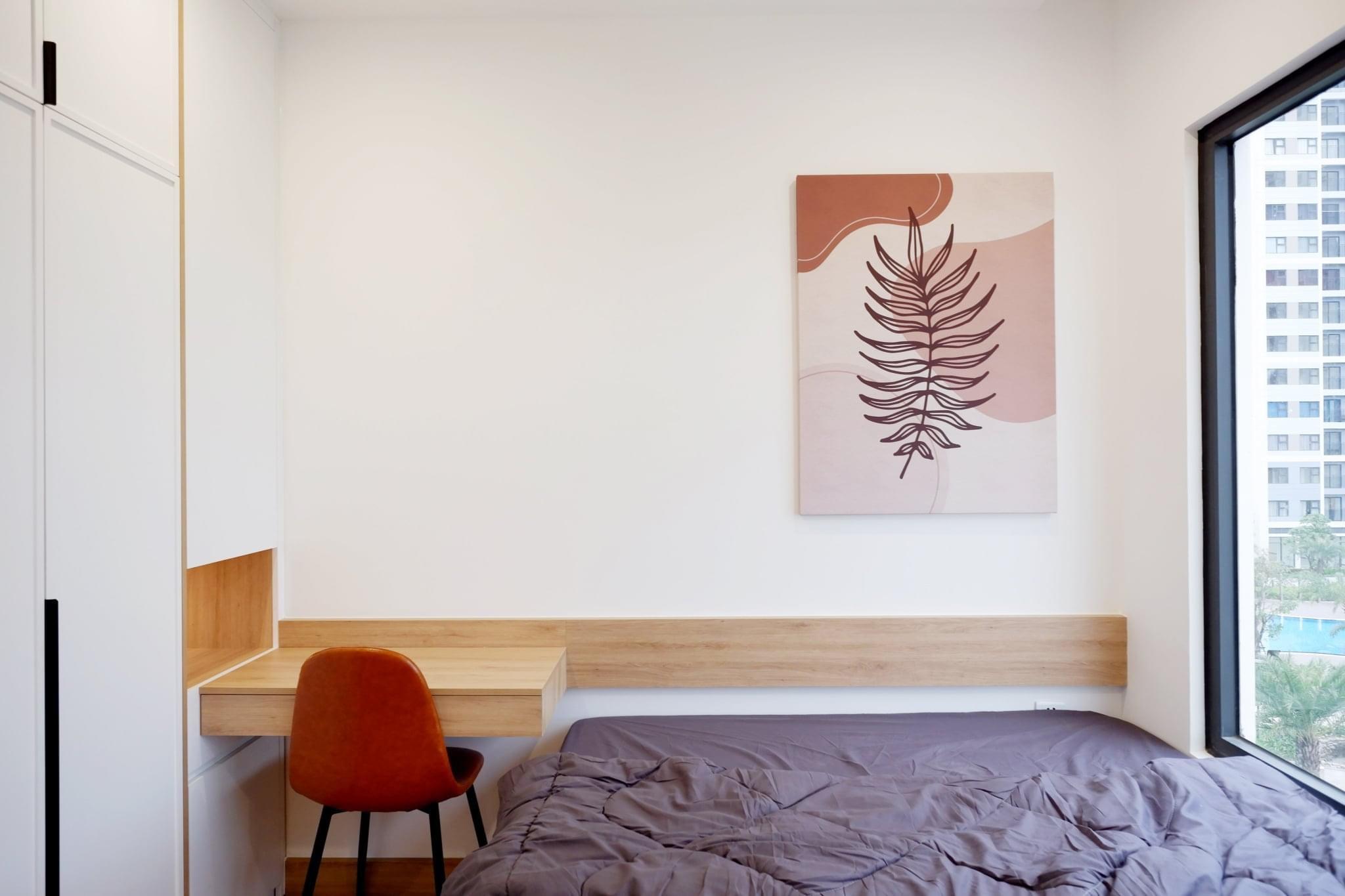 Căn hộ 3 phòng ngủ toà S5.01 Vinhomes Grand Park 11tr/tháng 6
