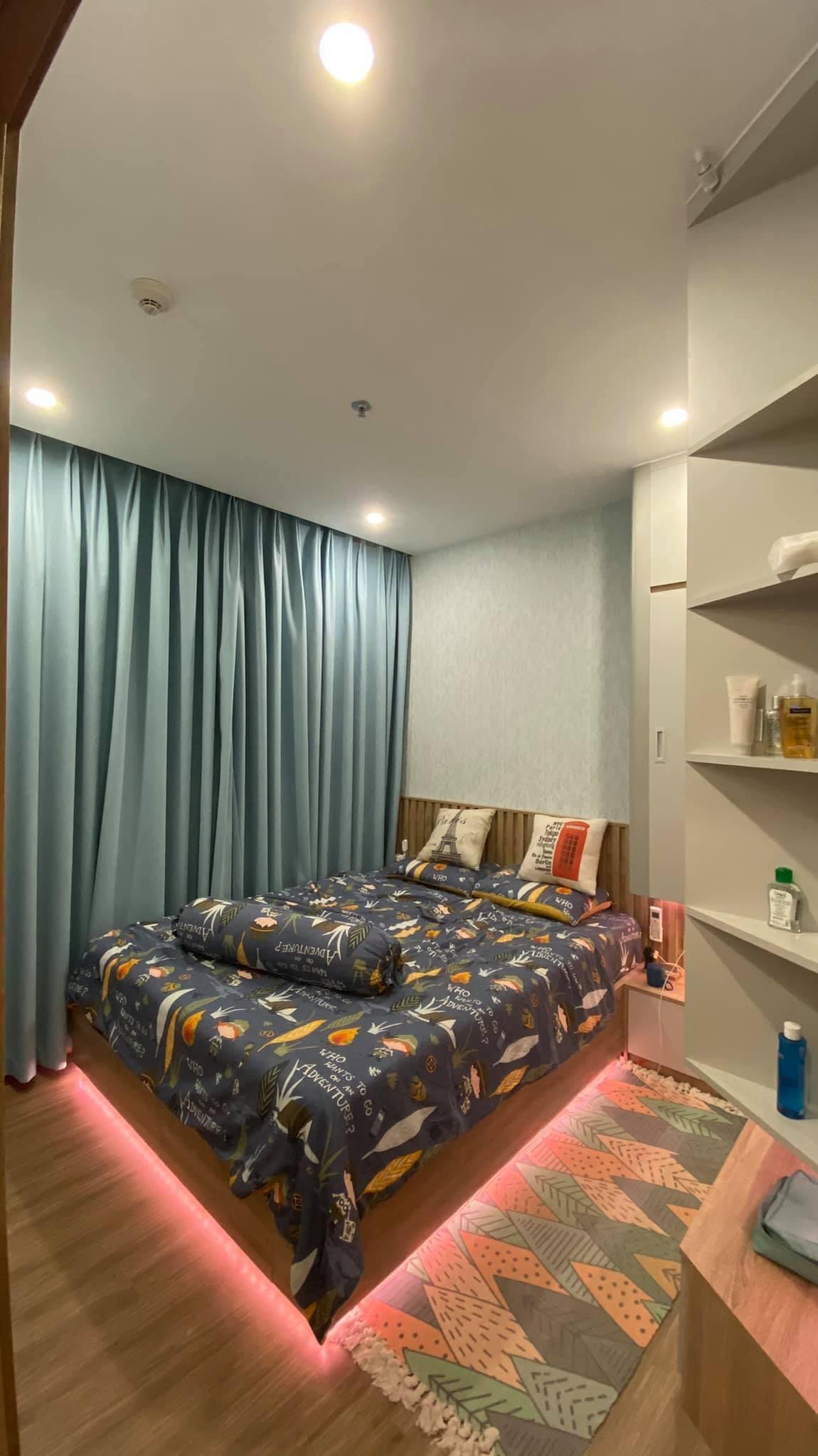 Căn hộ 2 phòng ngủ tầng 19 toà S2.02 Vinhomes Grand Park 8 triệu/tháng 7