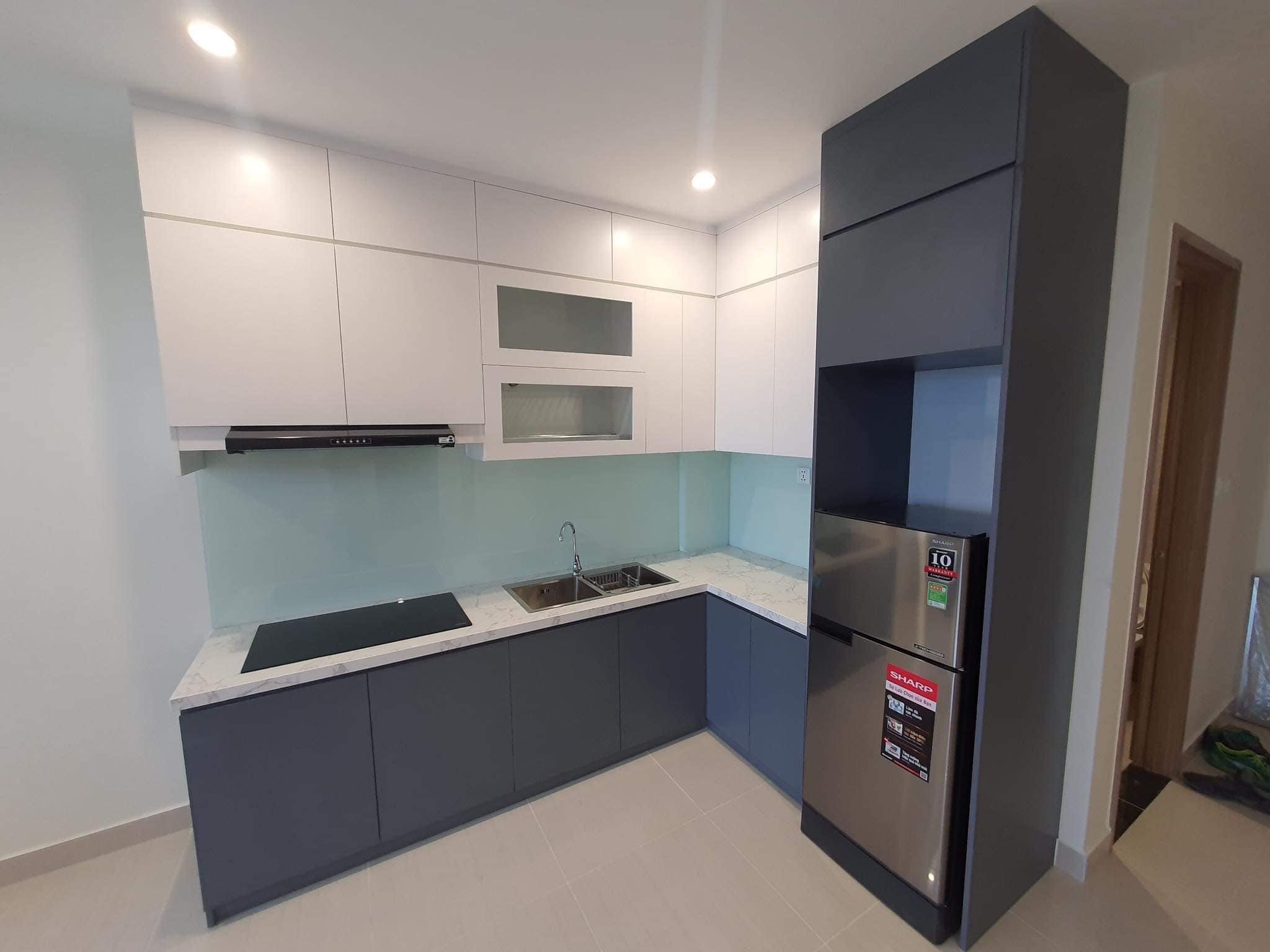 Căn hộ 2 phòng ngủ tầng 8 toà S1.06 đầy đủ nội thất giá 7,2tr/tháng 2