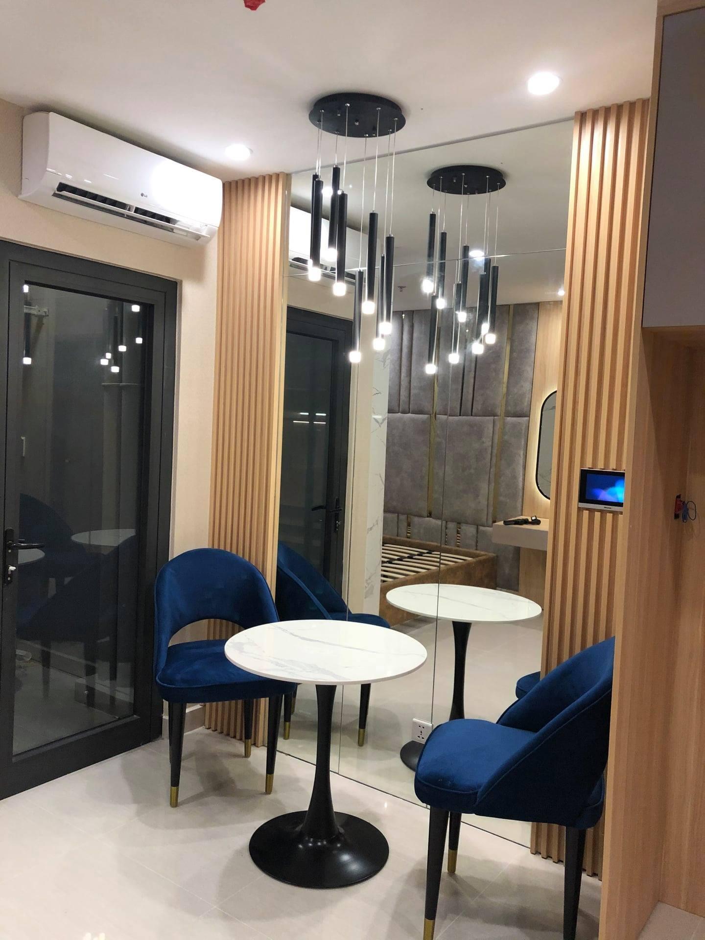 Căn hộ Studio 34m2 tầng 6 toà S5.01 Nội thất đầy đủ giá 5tr/tháng 6