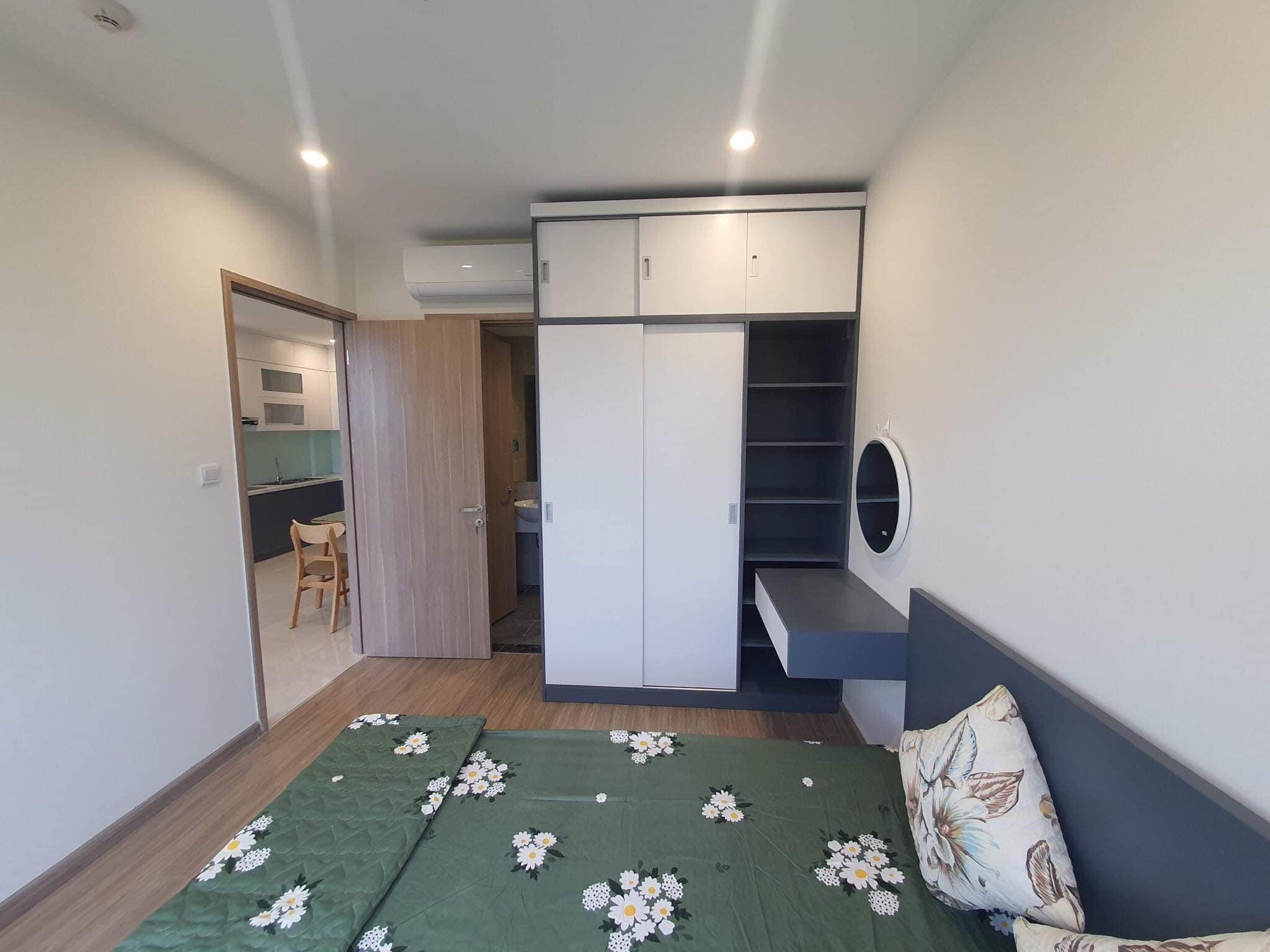Căn hộ 2 phòng ngủ tầng 8 toà S1.06 đầy đủ nội thất giá 7,2tr/tháng 6