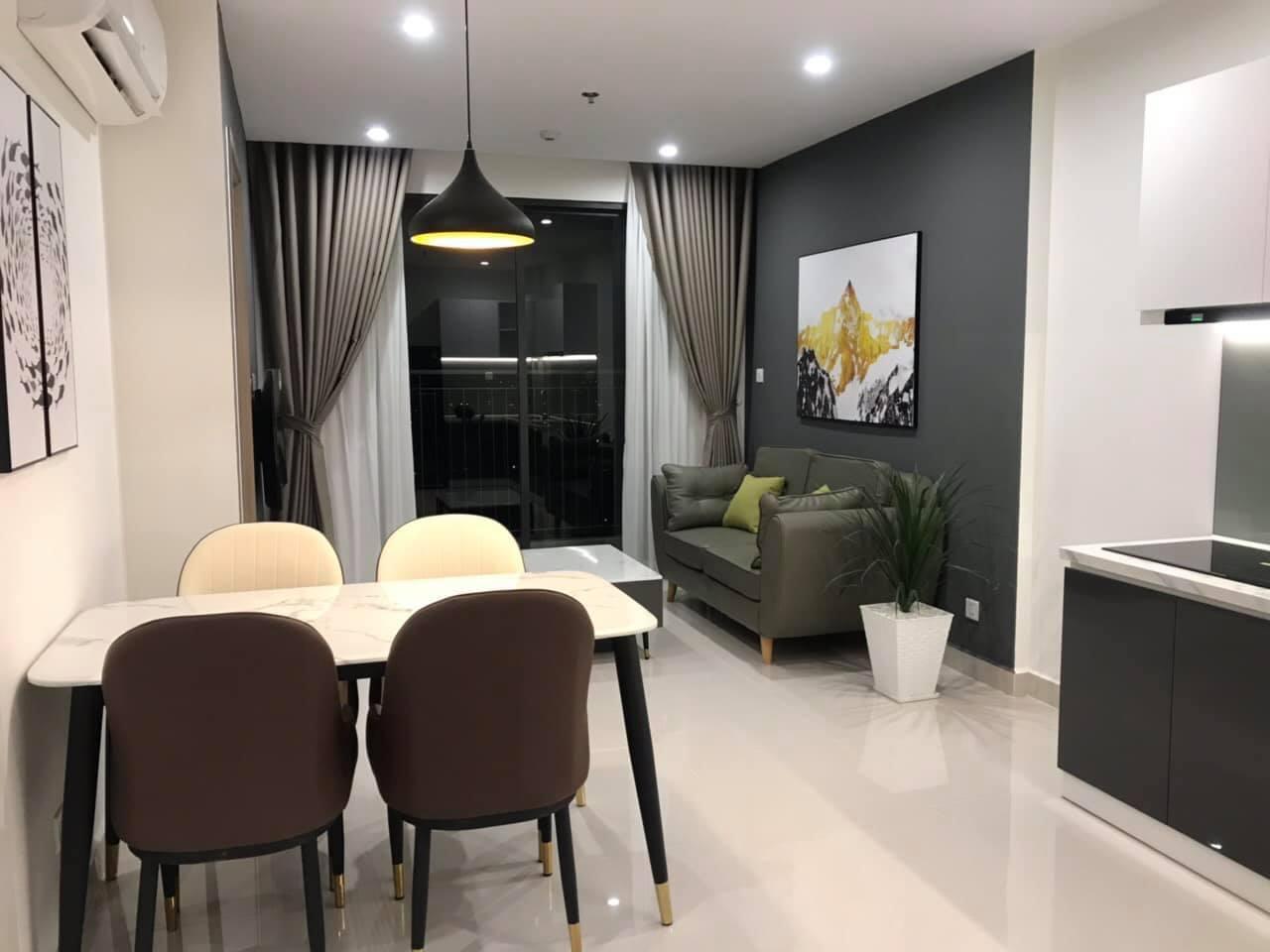 Căn hộ 2 phòng ngủ nội thất đầy đủ tầng 5 toà S2.03 giá 8tr/tháng 4