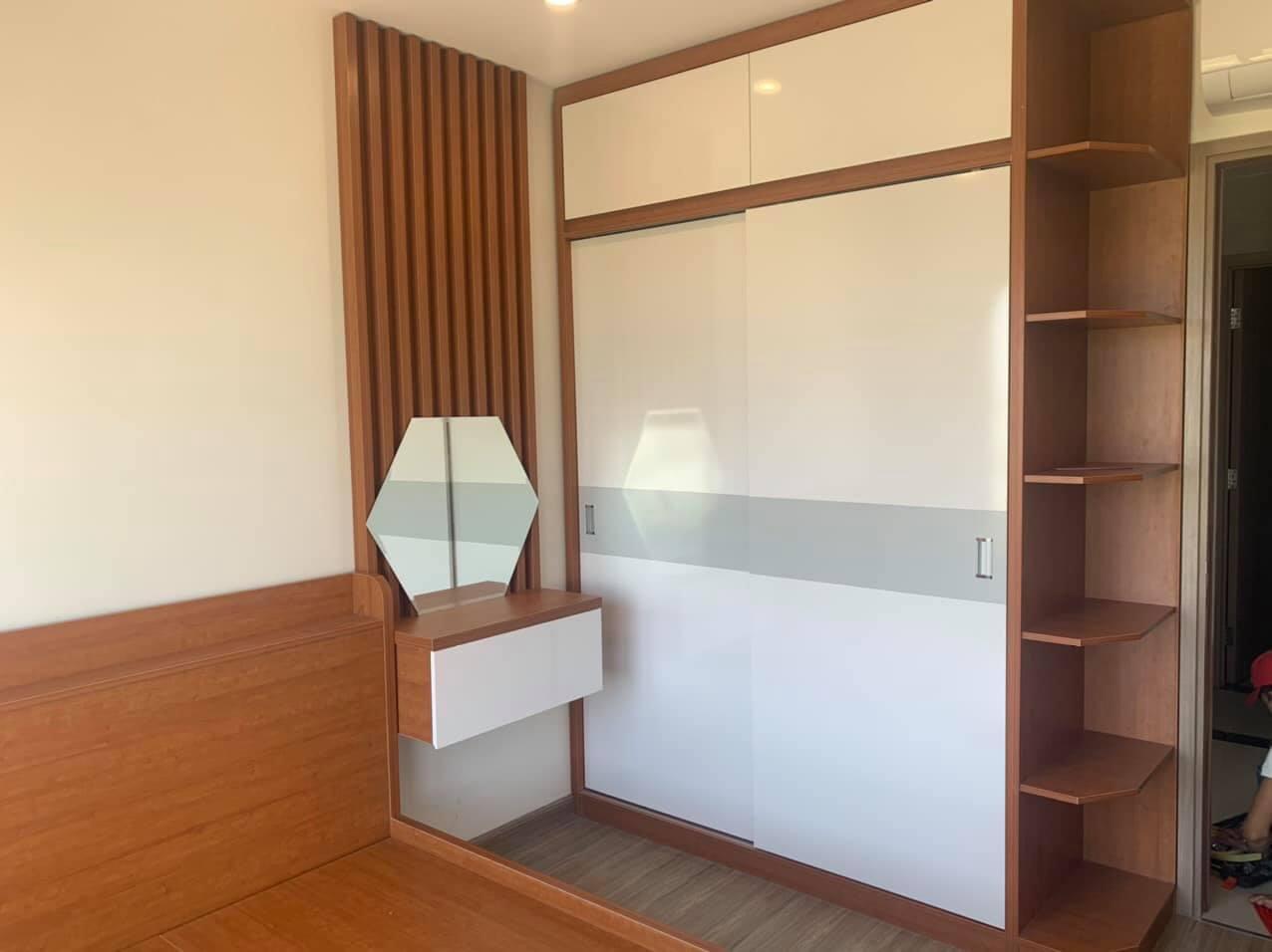 Căn hộ 1 phòng ngủ tầng 16 toà S2.02 nội thất 6tr/tháng 2