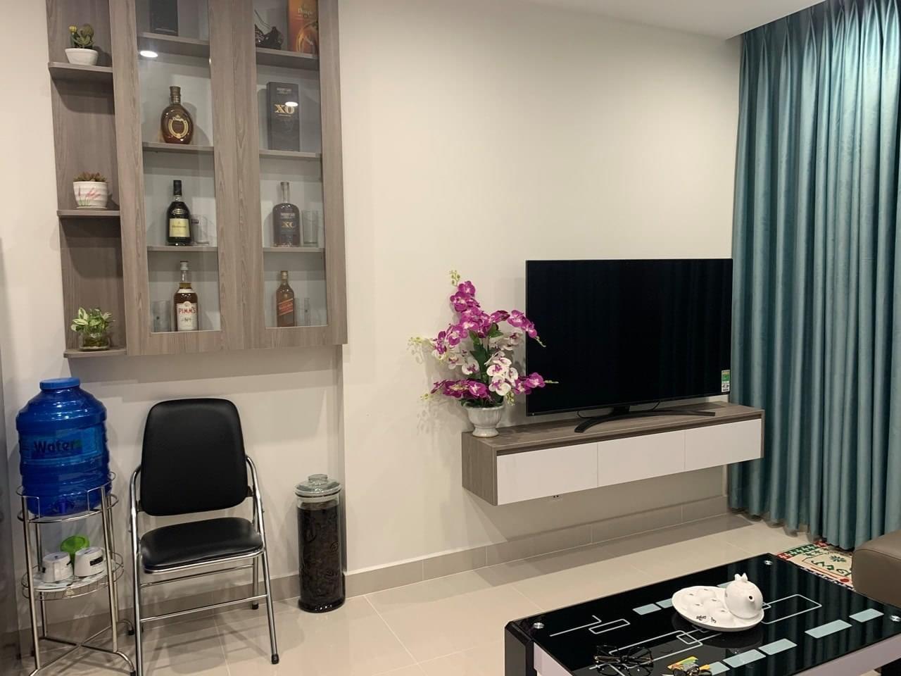 Căn hộ 1 phòng ngủ toà S1.06 Tầng 9 đủ nội thất 7tr/tháng 5
