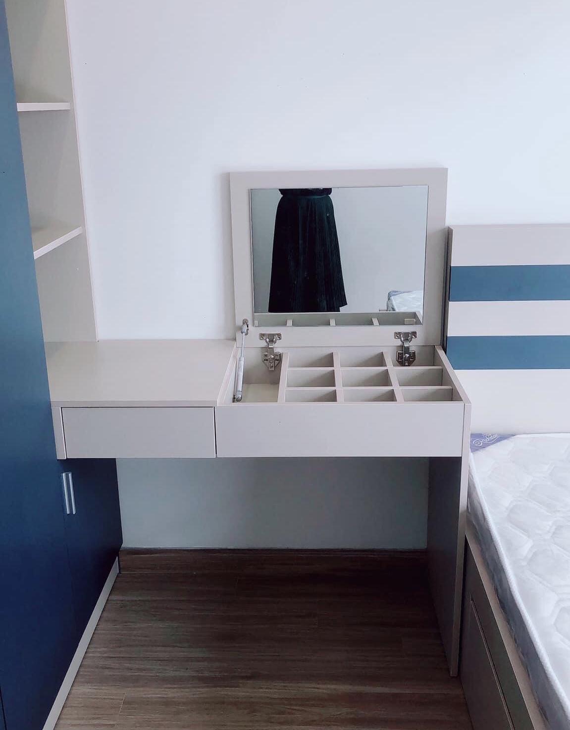 Căn hộ 2 phòng ngủ nội thất mới tầng 7 toà S1.06 giá 7,5tr/tháng 4