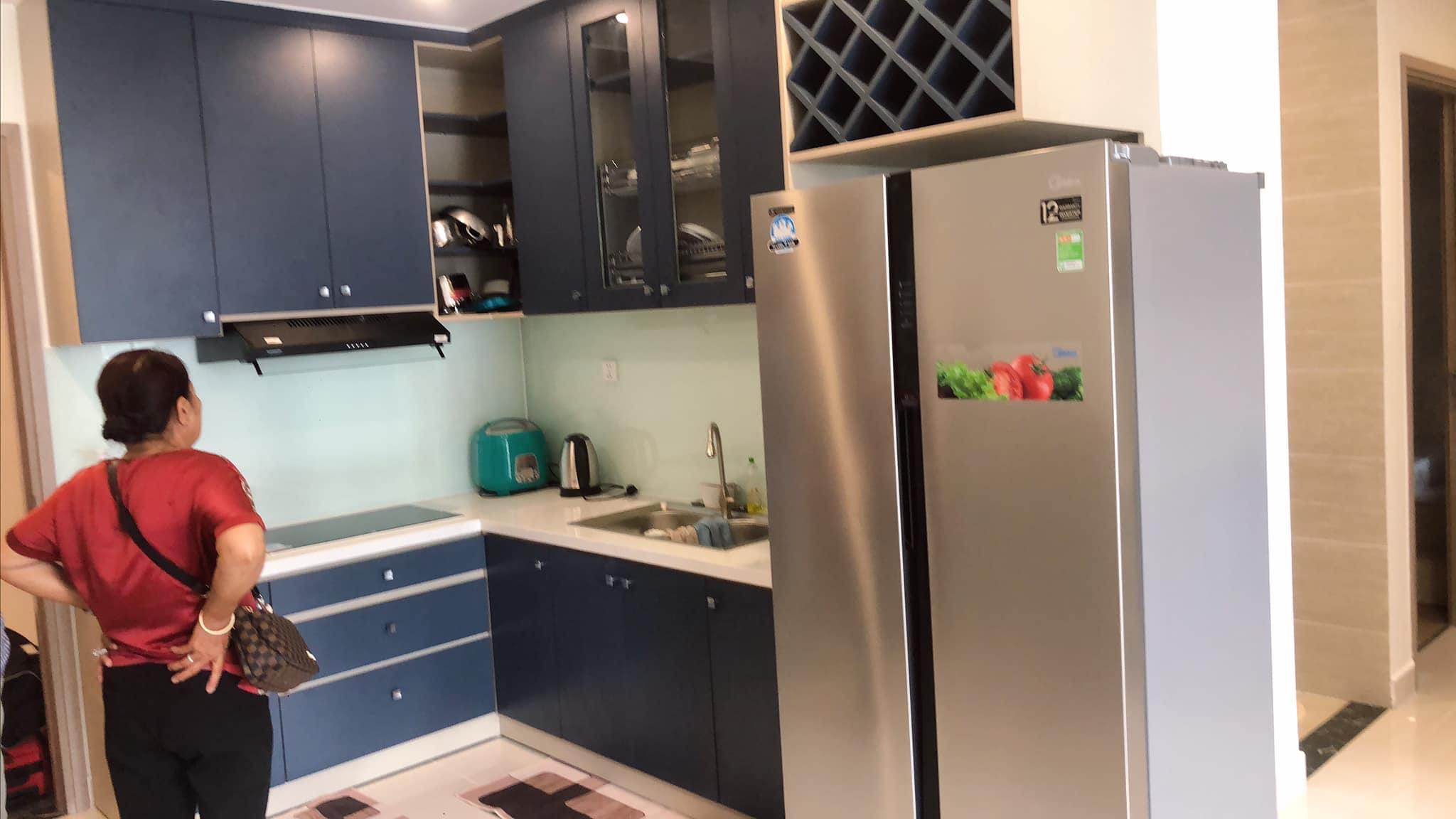 Căn hộ 2 phòng ngủ nội thất mới tầng 7 toà S1.06 giá 7,5tr/tháng 1