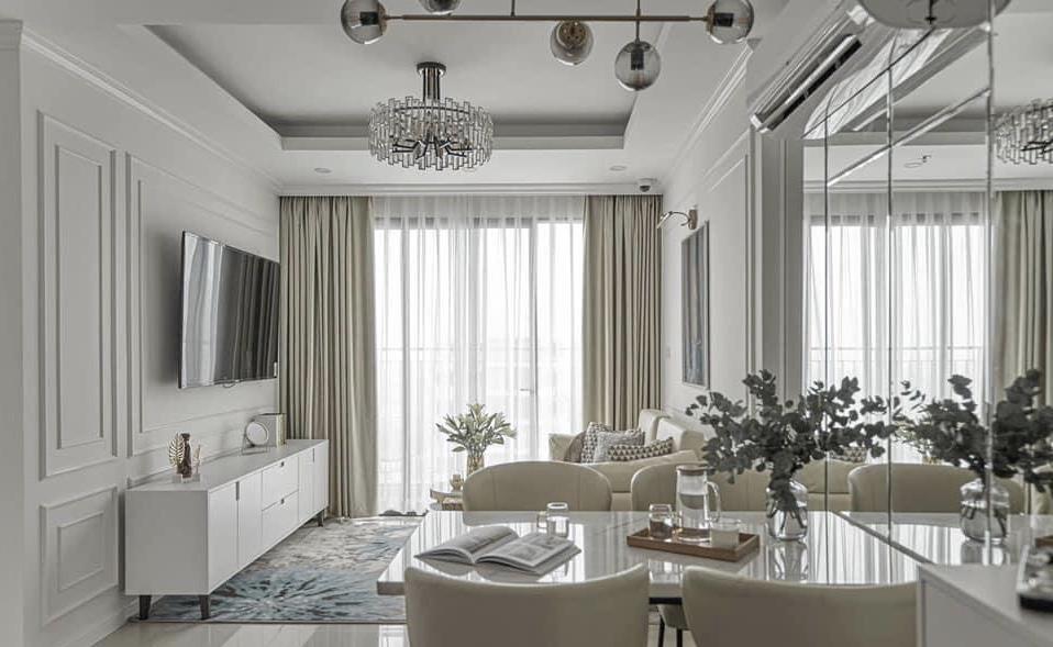 Căn hộ 2 phòng ngủ 65m2 toà S3.01 Tầng 10 nội thất đẹp giá 7,5tr/tháng