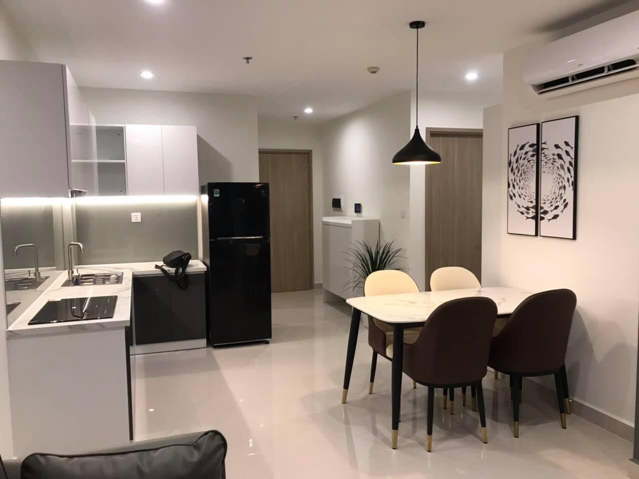 Căn hộ 2 phòng ngủ nội thất đầy đủ tầng 5 toà S2.03 giá 8tr/tháng 6
