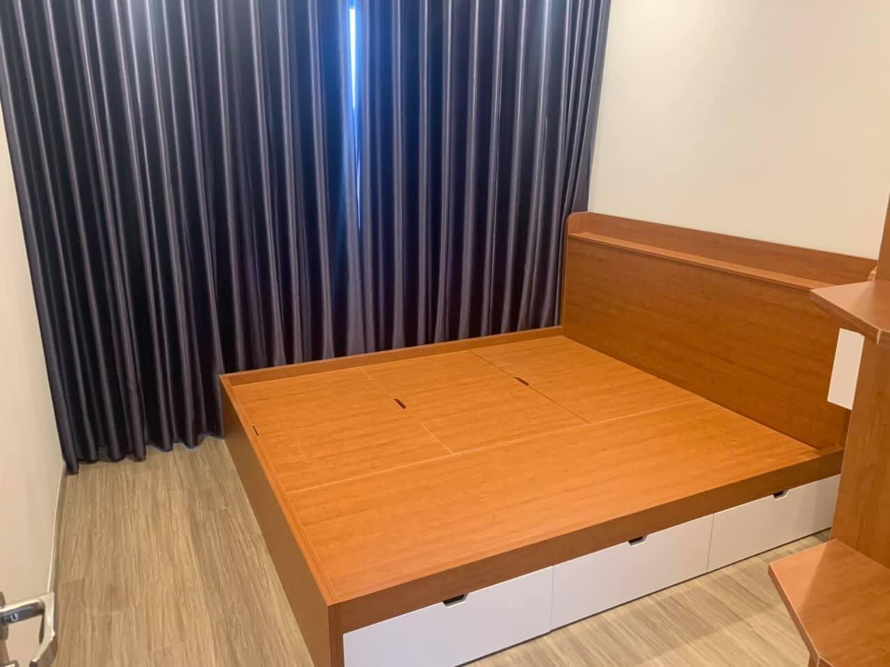 Căn hộ 1 phòng ngủ tầng 16 toà S2.02 nội thất 6tr/tháng 3