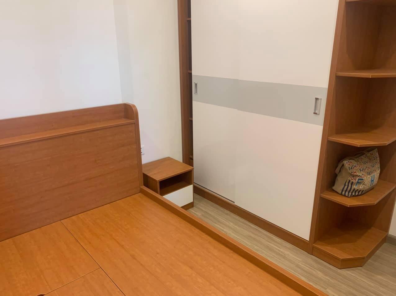 Căn hộ 1 phòng ngủ tầng 16 toà S2.02 nội thất 6tr/tháng 1